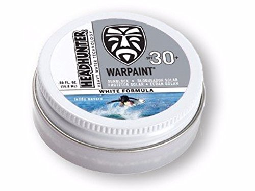 Headhunter War Paint SPF 30 .5 oz Jar
