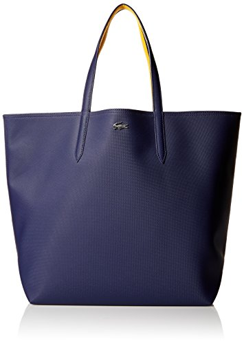Lacoste Large Shopping Bag, Nf2143aa, Eclipse Old Gold
