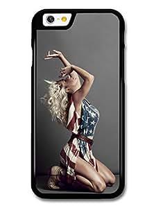 AMAF Accessories Kesha United States Flag Dress Ke$ha Singer Popstar Iphone 5/5S