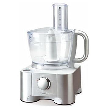 Kenwood Libra Food Processor FP950 Multipro 1000W 3L Plata - Robot de cocina (3 L, Plata, 1000 W): Amazon.es: Hogar