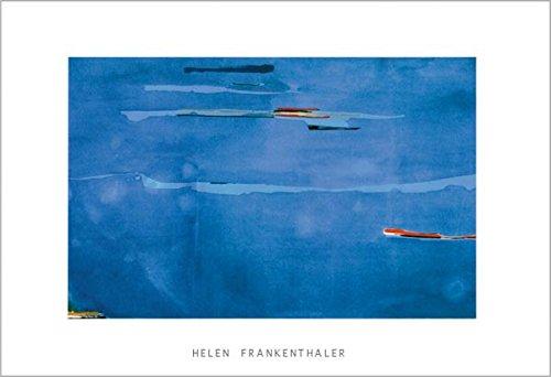 kunst für alle Art Print/Poster: Helen Frankenthaler Ocean Drive west #1 1974