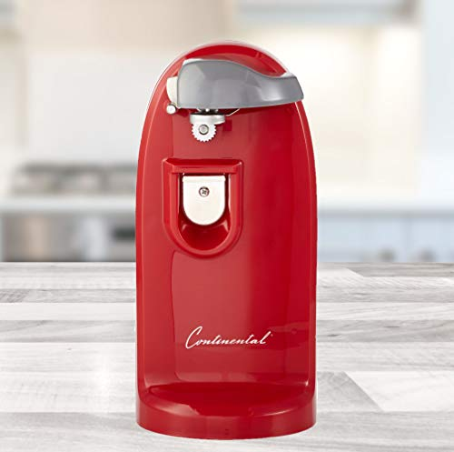Continental Electric CP42265 Tall Can Opener, Red by Continental Electric (Image #2)