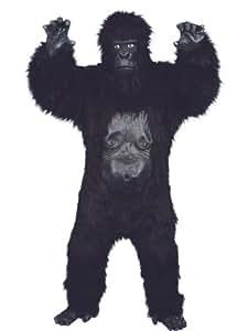 Smiffy's - Disfraz de gorila para hombre, talla única (24230)