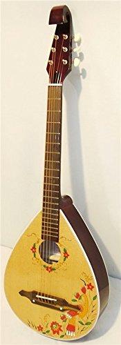 New Nice Ukrainian Folk Classical Acoustic Guitar Kobza Wooden 6st Original, 60 by Trembita (Image #2)