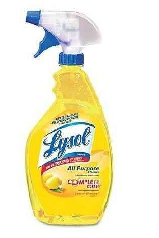 clean disinfectant purpose cleaner 1