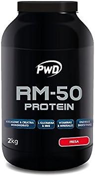 RM-50 Protein (Fresa): Amazon.es: Salud y cuidado personal
