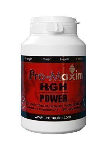 HiGH POWER 180 capsules. 800 mg Revised NEW formula, A supplement for men &...