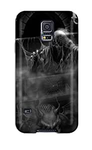 New Super Strong Scary Tpu Case Cover For Galaxy S5