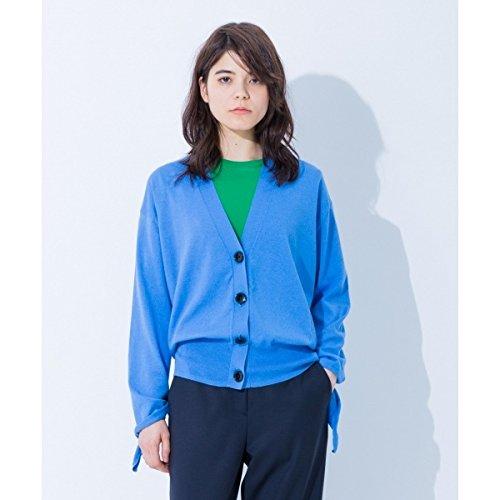 カルバン?クライン ウィメン(Calvin Klein women) 【春のニット】ソフトコットンカシミヤ カーディガン