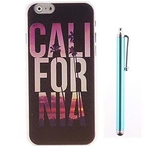 QJM iPhone 6 Plus compatible Graphic Case with Kickstand/Wallet Case