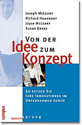 Von der Idee zum Konzept: So setzen Sie Ihre Innovationen im Unternehmen durch