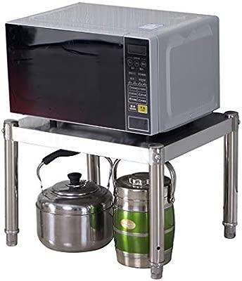 LYN Estantes de Almacenamiento de Cocina Microondas Organizador de ...