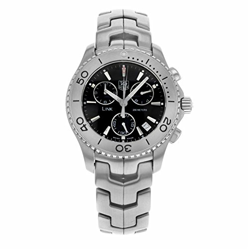 Tag Heuer Link analog-quartz mens Watch CJ1110.BA0576 (Certified Pre-owned)