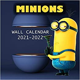 Pictures of Minion Calendar 2021