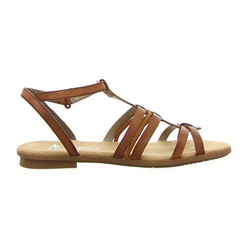 Rieker - Sandalias de vestir para mujer