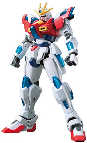 try build burning gundam - 1