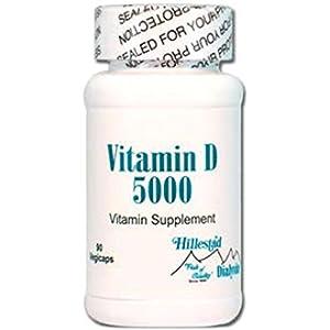 Dialyvite – Vitamin D 5000 IU – 90 Capsule