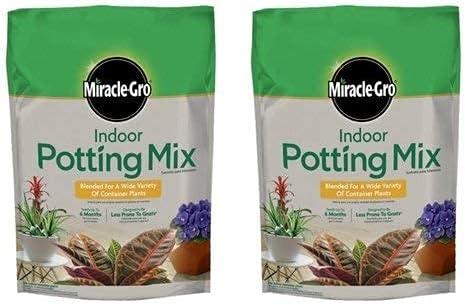 Premium potting mix - Miracle-Gro