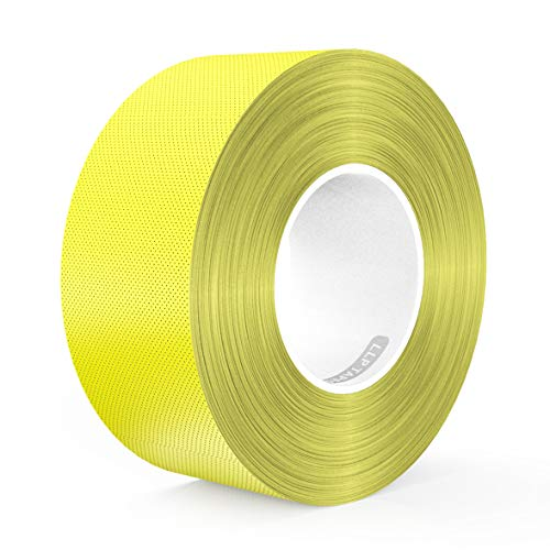 LLPT Duct Tape Premium Grade Residue Free Strong Waterproof Adhesive Multiple Colors Available 2.36 Inches x 108 Feet x 11 Mil Yellow(DT247)