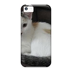 Quality CarlosRodgers Case Cover With Mini The Calico 4 Nice Appearance Compatible With Iphone 5c