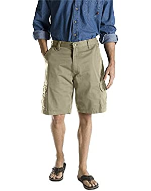 Drop Ship 8.5 oz. 10″ Loose Fit Cargo Short