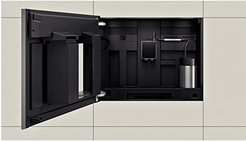 Neff C17KS61N0 - Cafetera integrable, 2,4 l, 1600 W, 19 bar, color ...