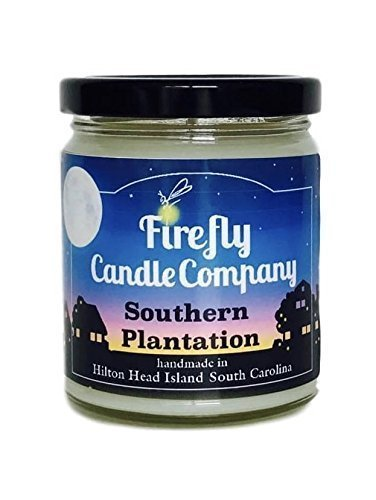 Southern Plantation Soy Candle 8oz