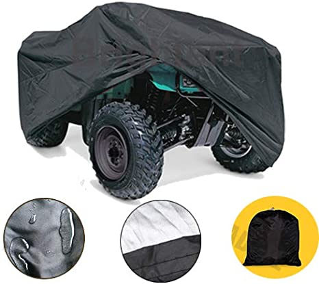 XXL Full ATV Storage Cover Waterproof Rain Snow For Polaris Honda Yamaha Suzuki