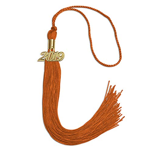Single Color Graduation Tassel -