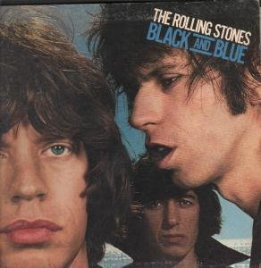 BLACK AND BLUE LP (VINYL) CANADIAN ROLLING STONES 1976
