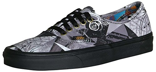 Authentic Mulit Vans Abstract Vans Abstract Mulit Abstract Black Mulit Authentic Vans Black Authentic 6ZZFqE