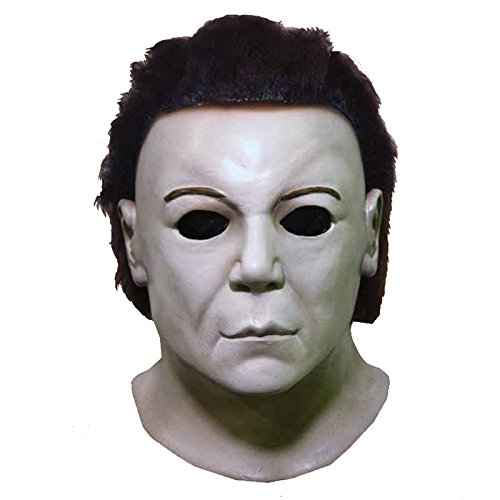 Trick or Treat Studios Men's Halloween 8-Resurrection Mask, Multi, One Size ()