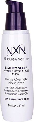 NxN Beauty Sleep Invisible Overnight Moisturizer Super Hydra