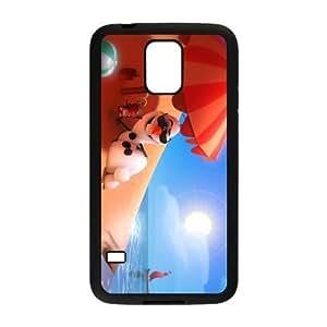 Samsung Galaxy S5 phone case Black Olaf RRTY7501691
