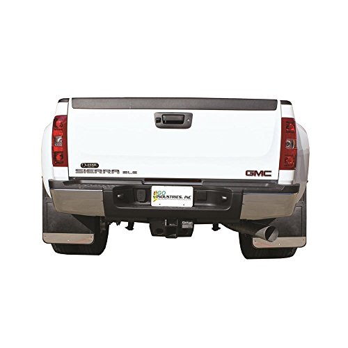 WeatherTech No-Drill Mud Flap for Select Chevrolet//Cadillac//GMC Models
