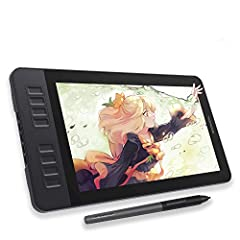 1.Supports ±60 Degrees of Tilt Function PD1161 supports 60 degrees of tilt function, which makes the display too easily and quickly recognize the movement of the stylus, to ensure accurate imitation of a real tilting brush effect. It can grea...