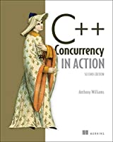 C++ Concurrency in Action, 2nd Edition Front Cover
