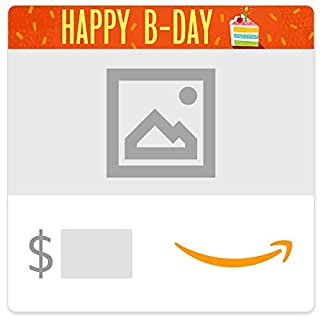 Amazon eGift Card - Upload Your Photo - Birthday Cake (B07X2F4WX1) | Amazon price tracker / tracking, Amazon price history charts, Amazon price watches, Amazon price drop alerts