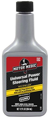 motor-medic-m2713-12pk-universal-power-steering-fluid-with-stop-leak-12-oz-case-of-12
