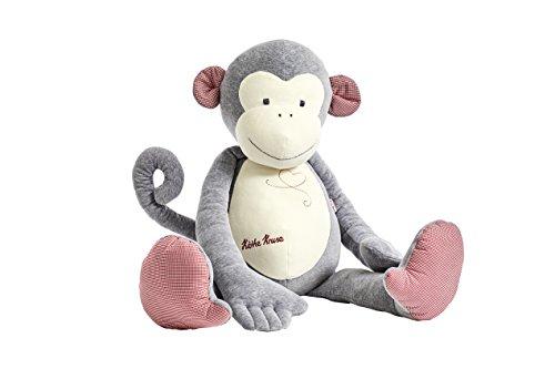 Kathe Kruse - Monkey Carlo XXL Stuffed Animal ()