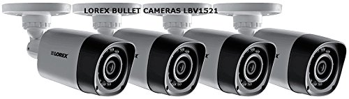Wholesale Night Vision - Lorex 720P HD Weatherproof Night Vision Security Camera 4 Pack - LBV1511