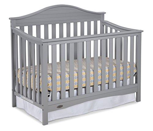 Graco Harbor Lights Convertible Crib, Pebble Gray