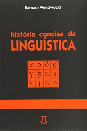 História Concisa da Linguística