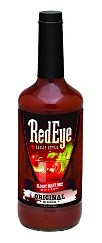 Red Eye Original Texas Style Bloody Mary Mix 32 Oz -