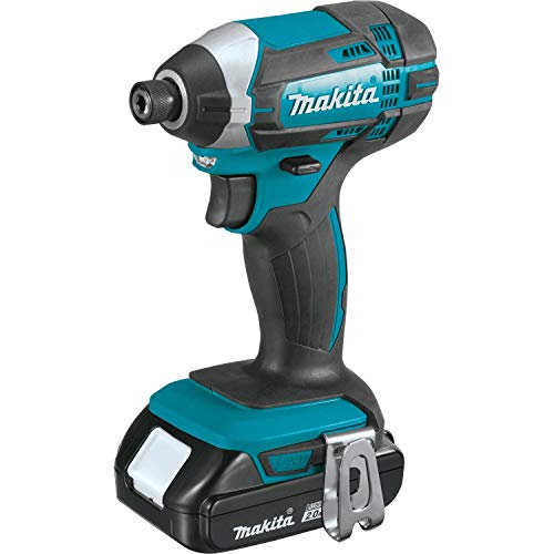 Makita XDT11R 18V Compact Lithium-Ion Cordless Impact Driver Kit