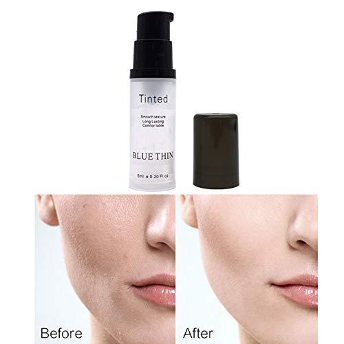 Yiwa Pre-Makeup Base Cream Face Foundation Primer Liquid Cream Moisture Smooth Gel Oil Control Lotion