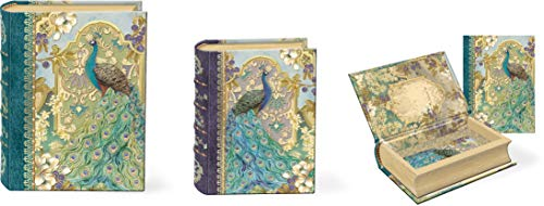 Punch Studio, Peacock in The Garden, Small Book Box Set, Set of - Book Studio Punch