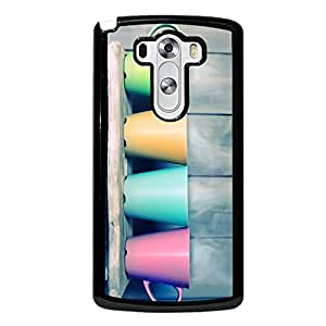 LG G3 Cover Case on Sale The Cup Logo Case Cover Blazing Durable Plastic Hard Cover with The Cup Print for Her