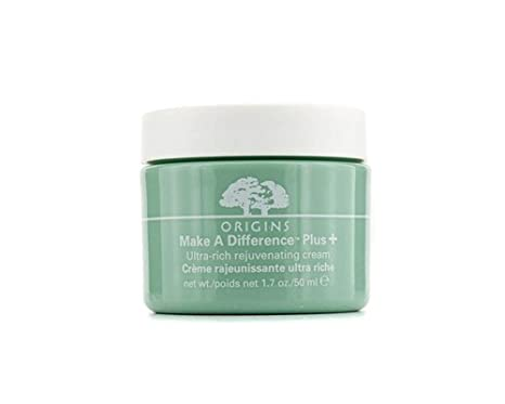 Origins - Make A Difference Plus Ultra-Rich Rejuvenating Cream - 50ml/1.7oz Elemis Hydra-Balance Day Cream (for Combination Skin) (salon Product)