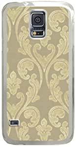 Environmentally-Friendly Samsung Galaxy S5 Case with Transparent Skin I9600 Hard Shell Cover
